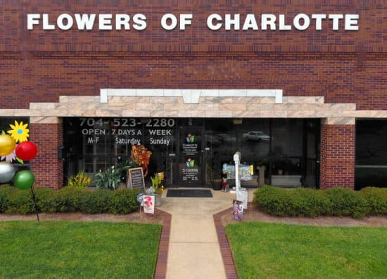 Flower delivery in Charlotte NC image