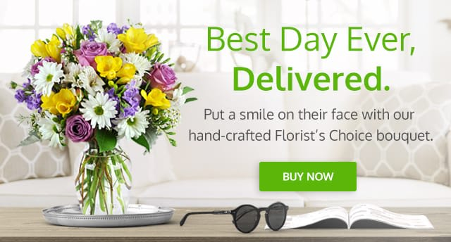 Flower delivery in Hudson  image