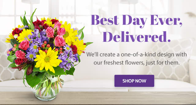 Flower delivery in Charlotte
