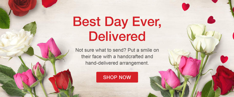 Image of roses and more for romance - flower delivery in Ottawa