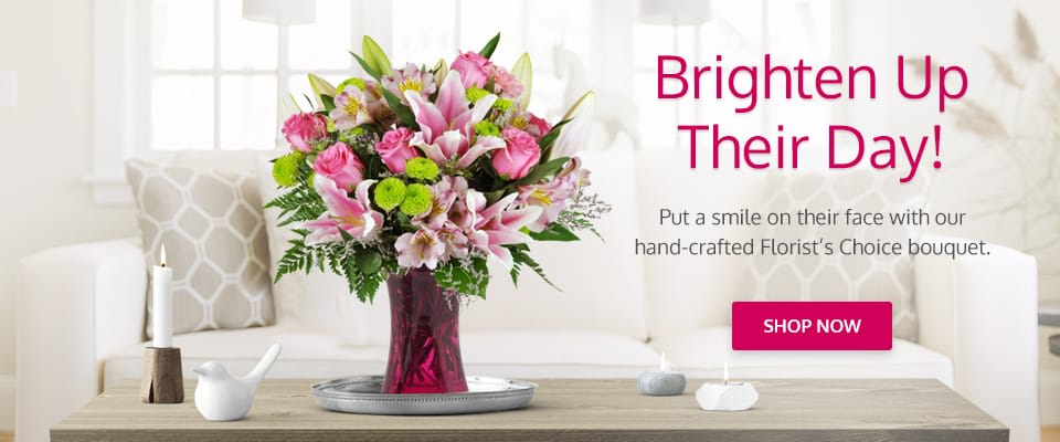 Flower delivery in Metuchen  image