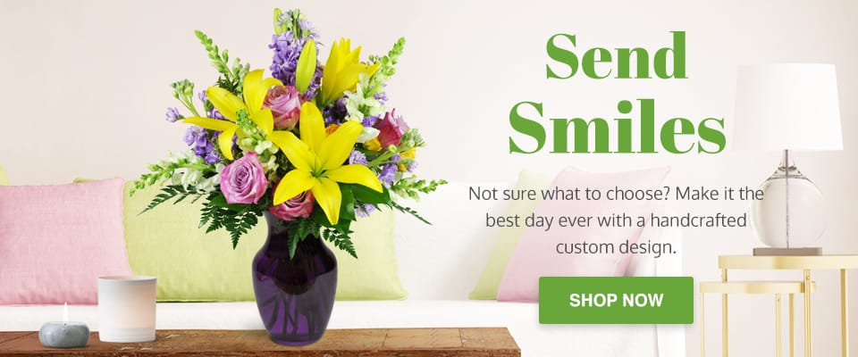 Flower delivery in Everett  image