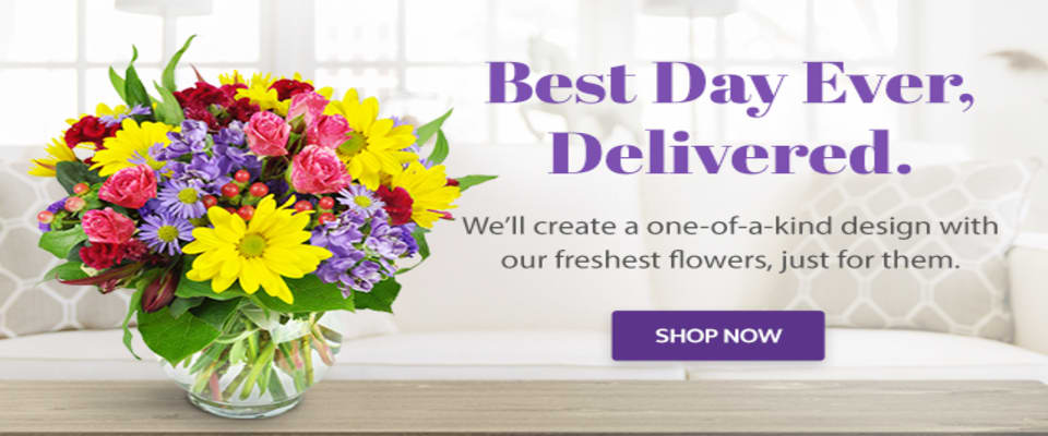 Flower delivery in Houston