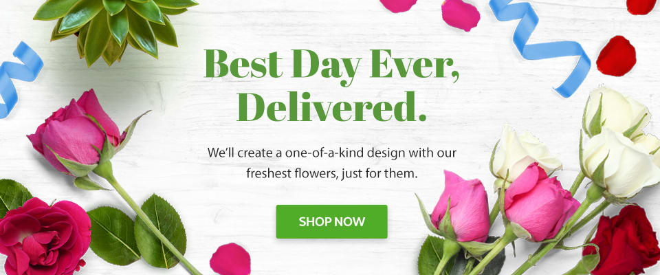 Flower delivery in Fontana  image