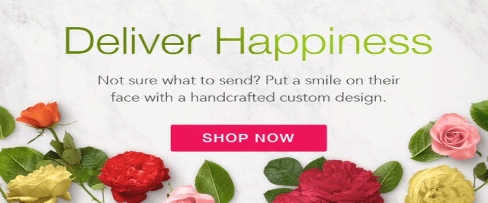 Flower delivery in Edison