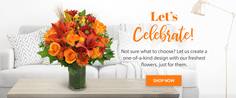 Flower delivery in Red Deer  image