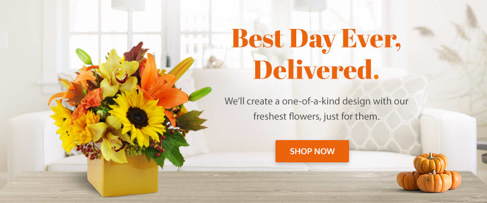 Flower delivery in Burlington  image