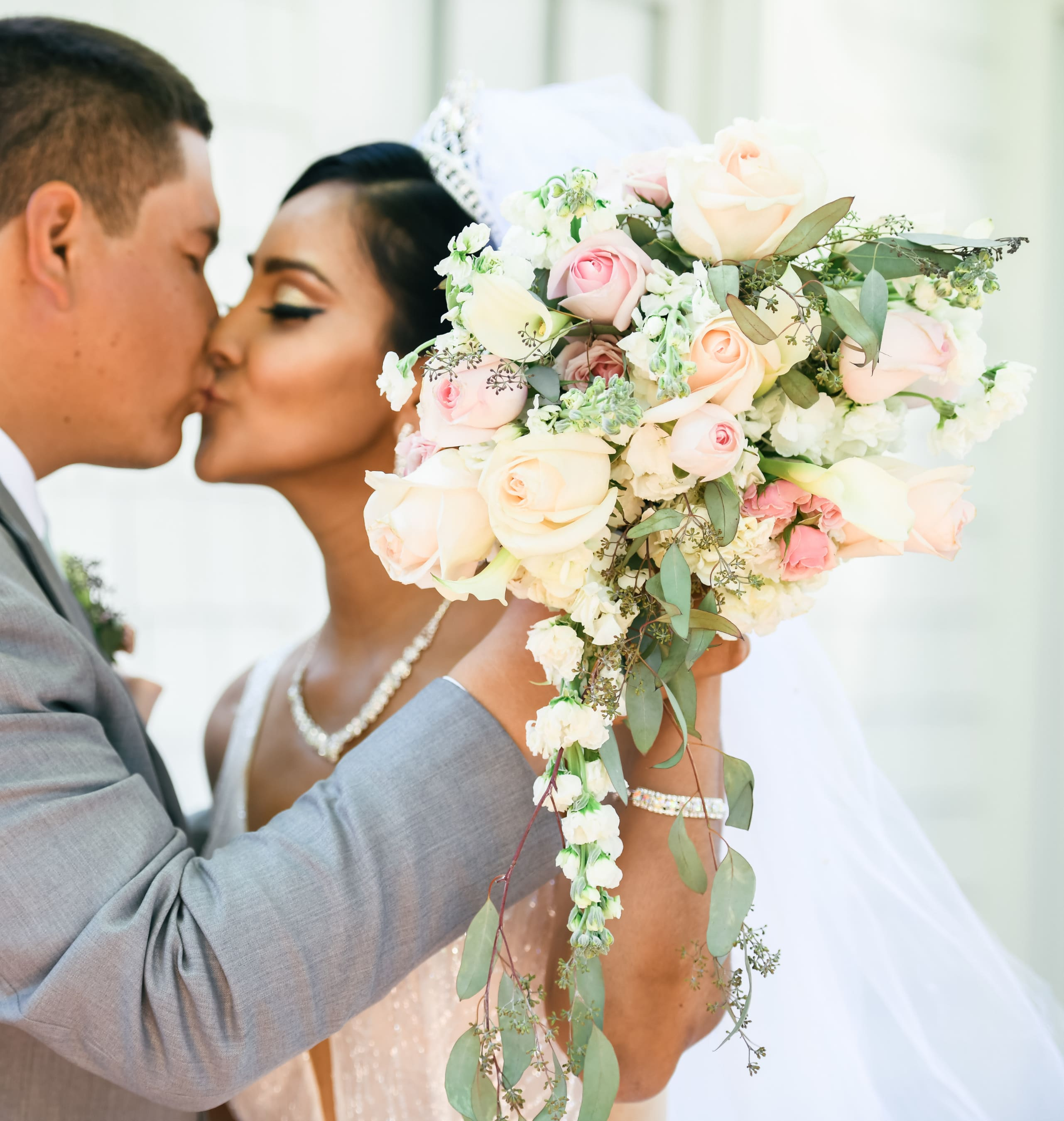 At Flowers of Charlotte, we specialize in wedding consultations, ceremonies, bridal parties, receptions and other special events!