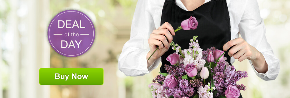 Vancouver Florist Deal of the Day