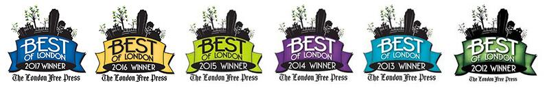Best of London 2012-2015