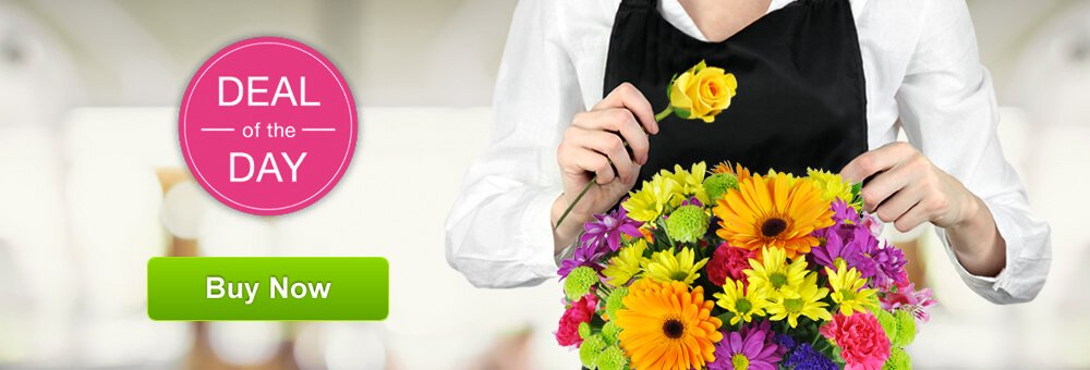 Surrey Florist Deal of the Day