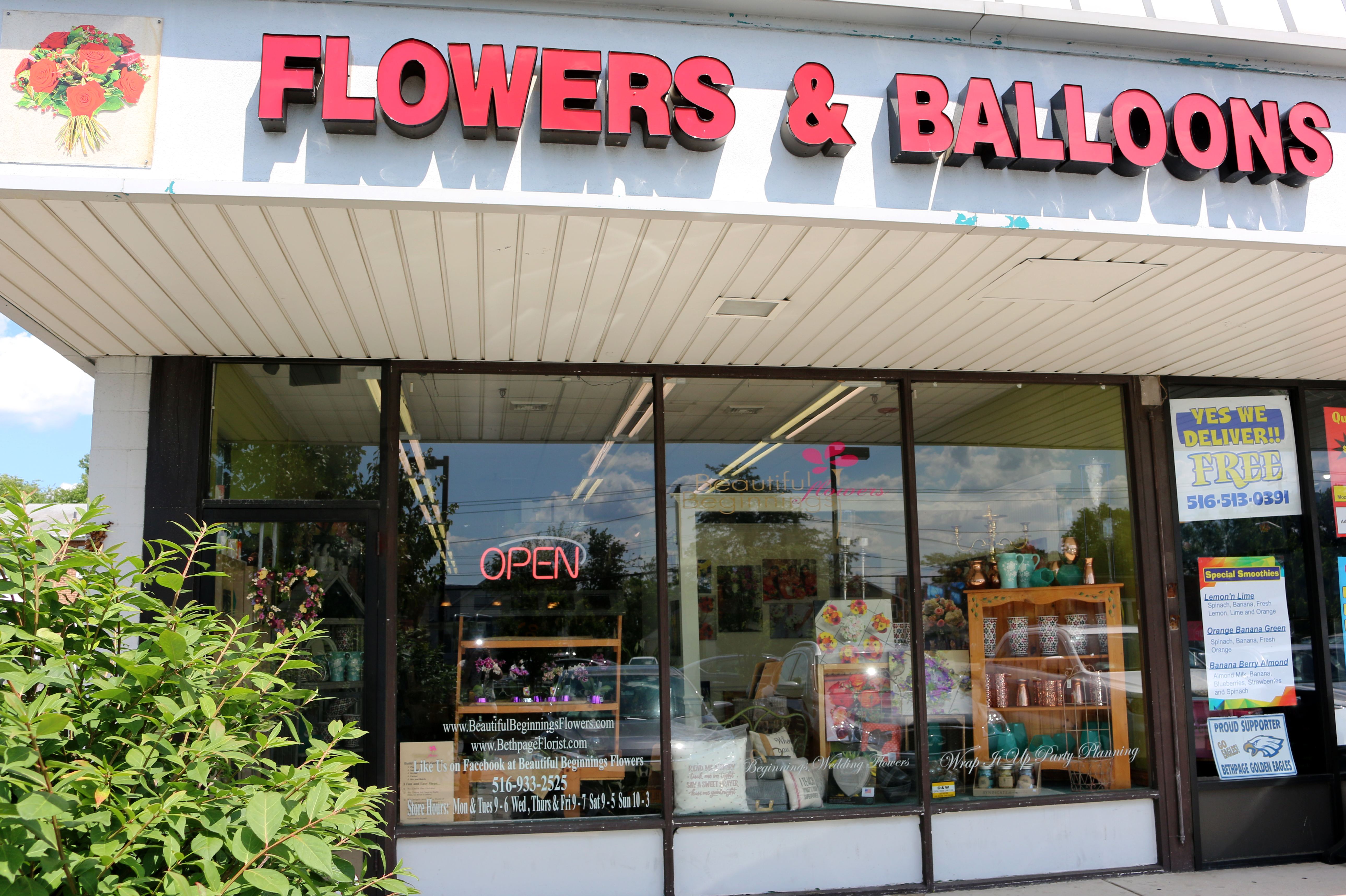 About bethpage florist reviews hours delivery in bethpage ny about bethpage florist izmirmasajfo