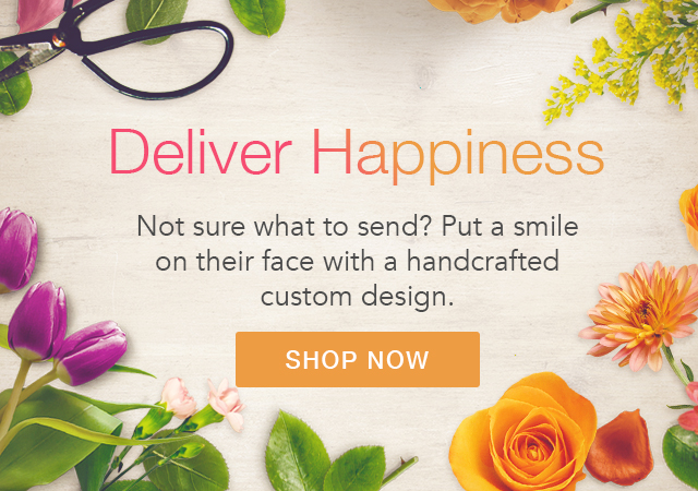 Charlotte NC Florist - FREE Flower Delivery in Charlotte NC