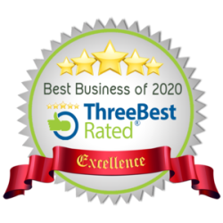 Rated 3 Best Business of 2019/2010
