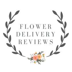 Flower Delivery Review Star