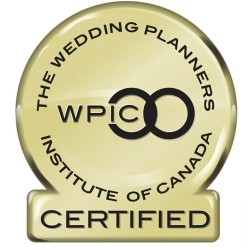 WPICC certified wedding planner