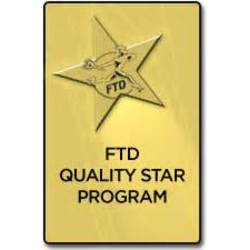 FTD 4 Star Award for Quality