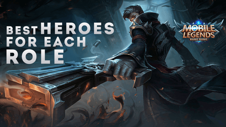 Top 3 heroes for each role in Mobile Legends - United Gamers Hideout