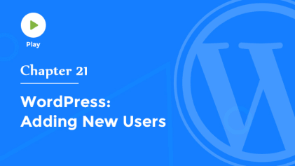 Adding New Users in WordPress