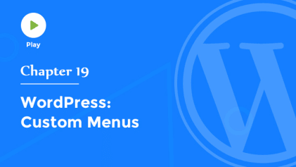 Custom Menus in WordPress