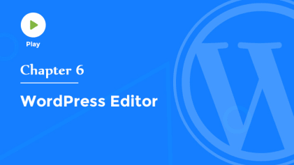 Introduction to WordPress Editor