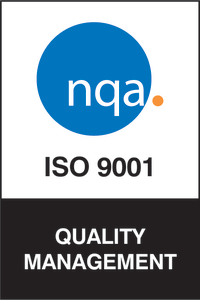 ISO 9001:2015 quality certificate