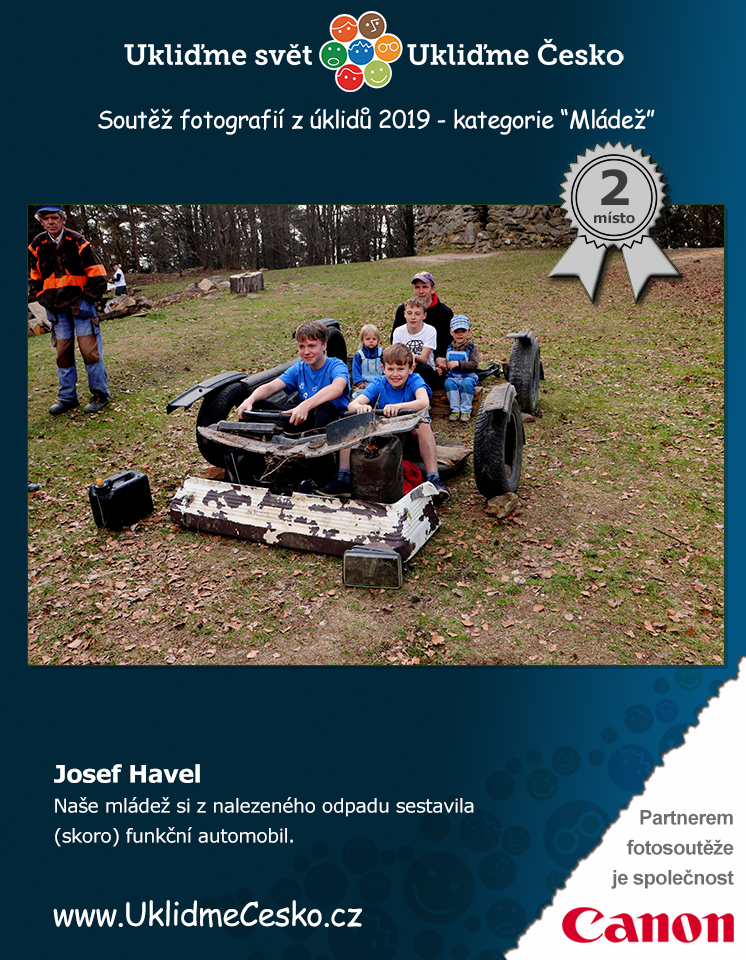 2. místo - Matěj Vrhel