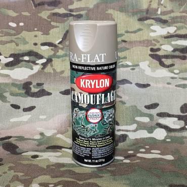 Krylon Camoflage Spray Paint Khaki