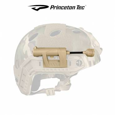 Princeton Tec Charge Helmet Light Tan With R/B/I.R. LEDs