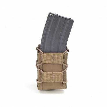 Warrior Single Quick Mag Coyote Tan