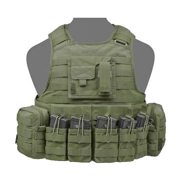 Warrior RICAS Compact G36 Olive Drab