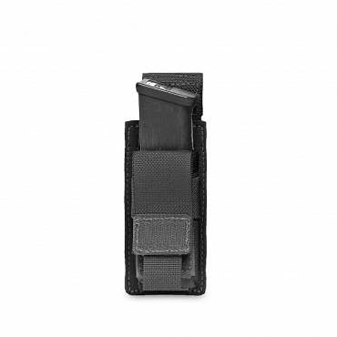 Warrior Single DA 9mm Pistol Black