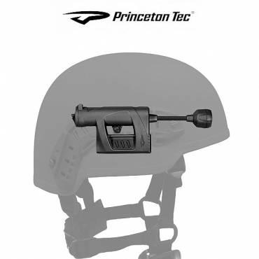 Princeton Tec Charge Head Helmet Light Black With R/B/I.R. LEDs