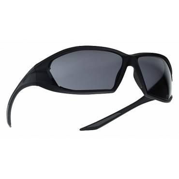 Bolle Ranger Ballistic Sunglasses, Smoke Lenses and Black Frames