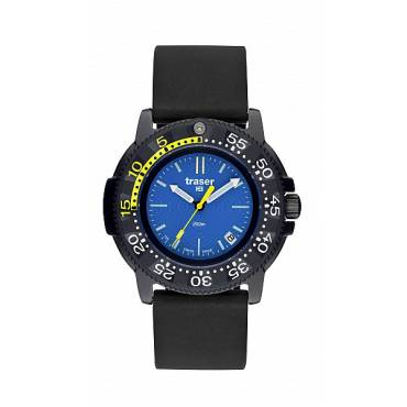 Traser P6504 Nautic Watch - Silicone Strap
