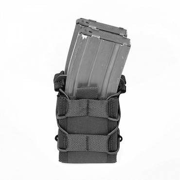 Warrior Assault Systems Double Quick Mag Black