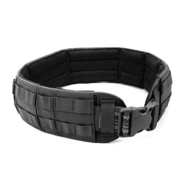 Warrior Gunfighter Belt Black