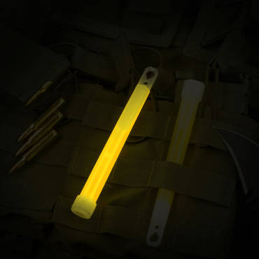 "Clawgear 6"" Light Stick Yellow"