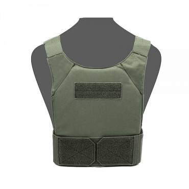 Warrior Covert Plate Carrier Olive Drab