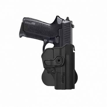 IMI Z1290 Plastic Holster SIG Sauer SP2022/SP2009 Black