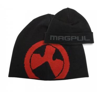 Magpul LOGO Skull Beanie Colours-Black