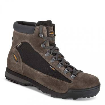 AKU-AK885 Slope Boots Black/Grey
