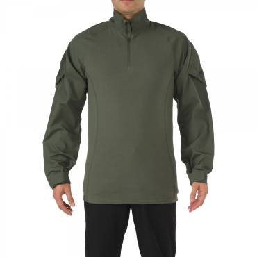 5.11 Rapid Assault Shirt TDU Green