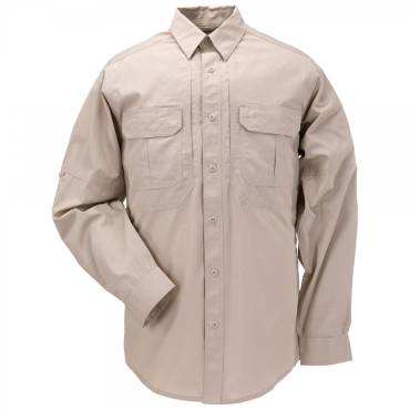 5.11 Taclite Pro Long Sleeve Shirt TDU Kahki