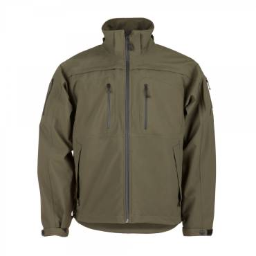 5.11 Sabre Windproof Jacket - Moss