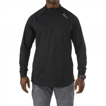 5.11 Sub-Z Quarter Zip - Black