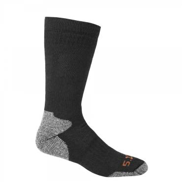5.11 Cold Weather Over the Calf Sock - Black