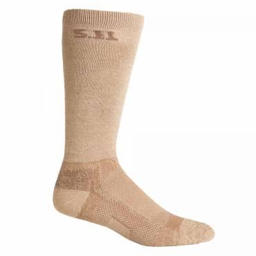 "5.11 Level 1 Sock 9"" - Coyote"
