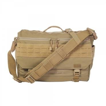 5.11 Rush Delivery Lima Messenger Bag - Sandstone