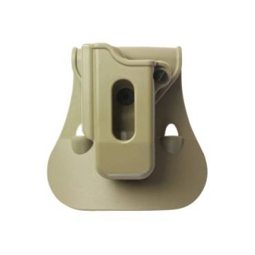 IMI Plastic Pouch ZSP08 Tan